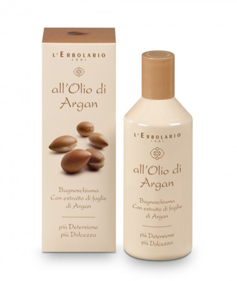 All' Olio d' Argan...