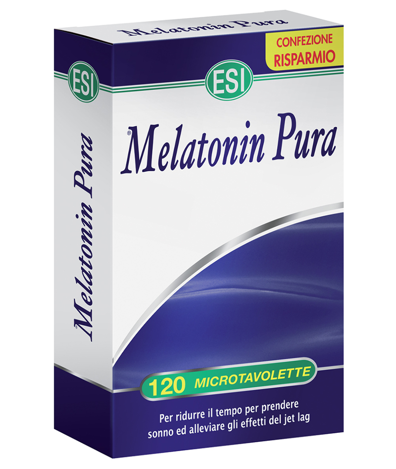 Melatonin pura 120...