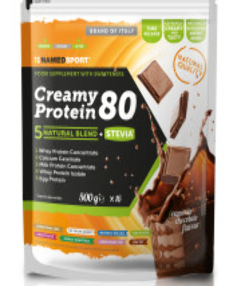 Creamy Protein 80- NAMED-...